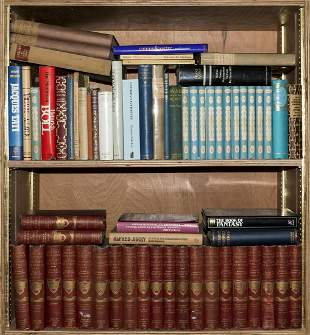 Proust (Marcel) [Remembrance of Things Past], 12 vol.,