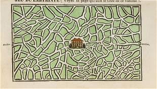 Games & Puzzles.- Grimm (Georg) Neuestes Spielbuch...,