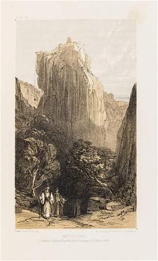 Mediterranean.- Lear (Edward) Journals of a Landscape