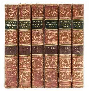 Napier (Maj.-Gen. Sir W. F. P.) History of the War in