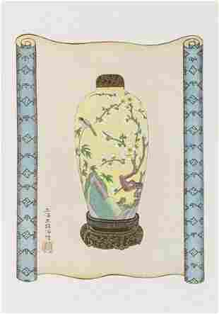 Decorative Arts.- Bahr (A.W.) Old Chinese Porcelain and
