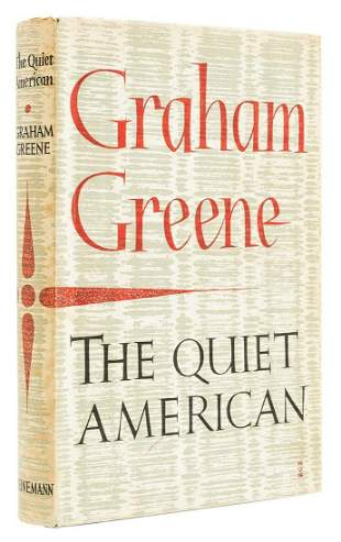 Greene (Graham) The Quiet American, first edition,