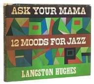 Hughes (Langston) Ask Your Mama: 12 Moods for Jazz,