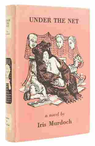 Murdoch (Iris) Under the Net, first edition, signed by