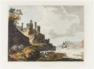 England.- Loutherbourg (Philippe James de) The Romantic
