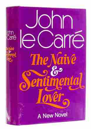 Le Carré (John) The Naive and Sentimental Lover,