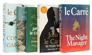 Le Carré (John) The Night Manager, first edition,