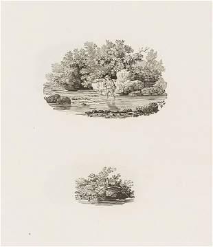 Bewick (Thomas) Vignettes, Newcastle upon Tyne, 1827.