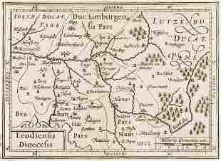 Europe.- Maps & town plans.- Blaeu (Willem Jansz.)