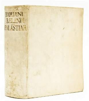 Palestine.- Reland (Adriaan) Palaestina ex monumentis