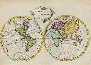 World.- Franz (Johann Michael) Allgemeine Abbildung des