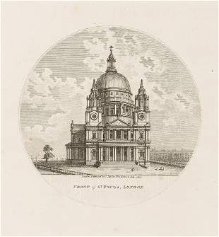 London.- Taylor (Charles) The Public Edifices of the