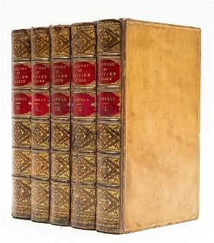 Birds & Fish.- Yarrell (William) A History of British