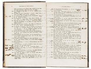 Engravings Auction.- Catalog der Otto'schen