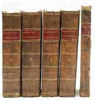 Blackstone (Sir William) Commentaries on the Laws of