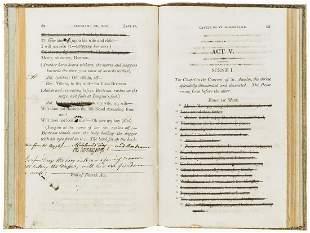 Annotated plays.- Maturin (Rev. R. C.) Bertram; or, the