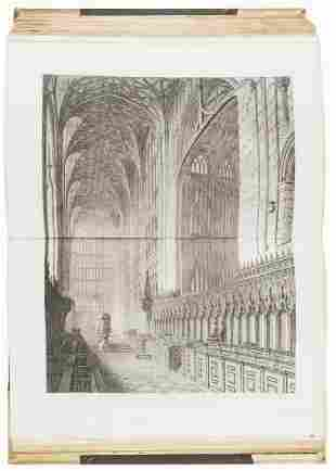 Dugdale (Sir William) Monasticon Anglcanum, 6 vol. in