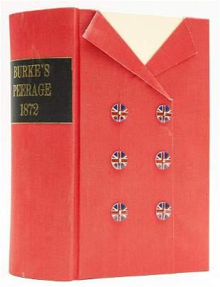 Burke (Bernard J.) A Genealogical and Heraldic