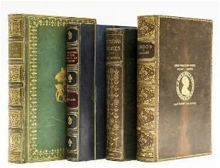Bindings.- Dickens (Charles) Christmas Stories, 1906;