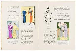 Art Goût Beauté, no. 24, August, 1922; and a