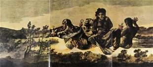 Canton (Francisco Javier Sanchez) Goya et ses Peintures