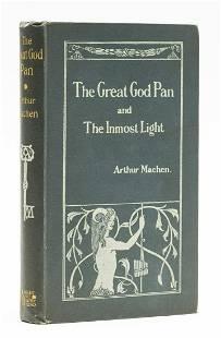 Beardsley (Aubrey).- Machen (Arthur) The Great God Pan,