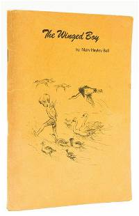 Bell (Mary Hayley) The Winged Boy, first edition,