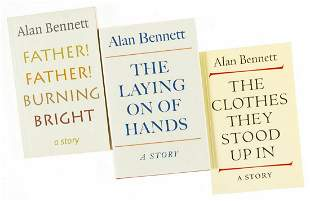 Bennett (Alan) The Laying on of Hands, first edition,