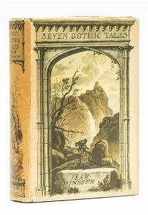 "[Blixen (Karen)] ""Isak Dinesen"". Seven Gothic Tales,"
