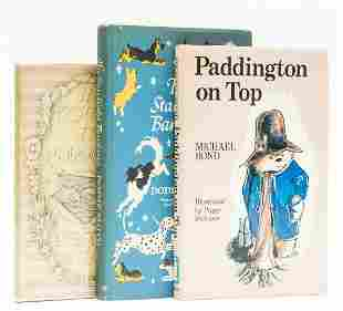 Bond (Michael) Paddington on Top, first edition,