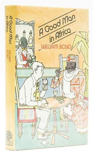 Boyd (William) A Good Man in Africa, early reprint,