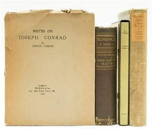 Conrad (Joseph) The Secret Agent, limited edition