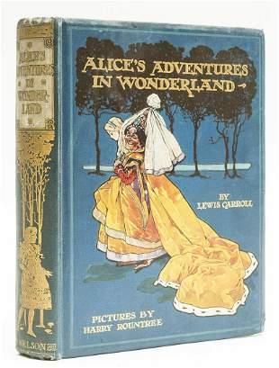 "[Dodgson (Charles Lutwidge)], ""Lewis Carroll"". Alice's"