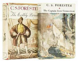 Forester (C.S.) The Earthly Paradise, first edition,