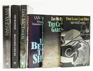 McEwan (Ian) First Love, Last Rites, first edition,