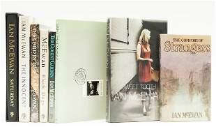 McEwan (Ian) The Comfort of Strangers, first edition,