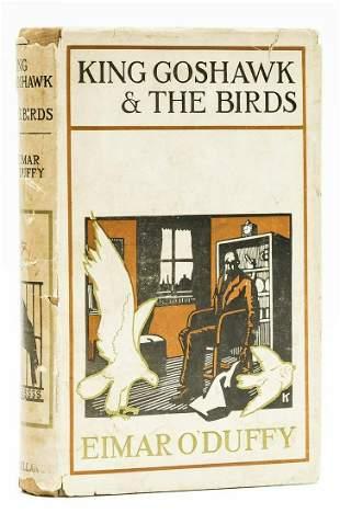 O'Duffy (Eimar) King Goshawk & the Birds, first