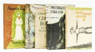 Price (Harry) Poltergeist Over England, first edition,