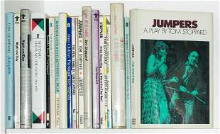 Stoppard (Tom) Jumpers, first edition, signed by the