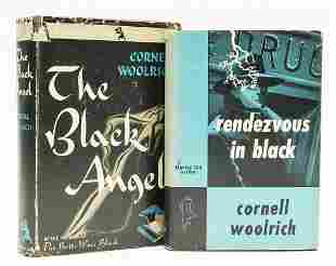 Woolrich (Cornell) The Black Angel, first edition,