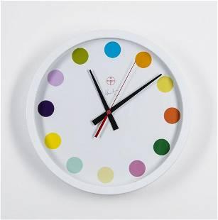δ Damien Hirst (b.1965) Spot Clock Large