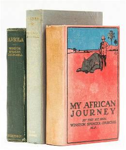 Africa.- Churchill (Winston S.) My African Journey,