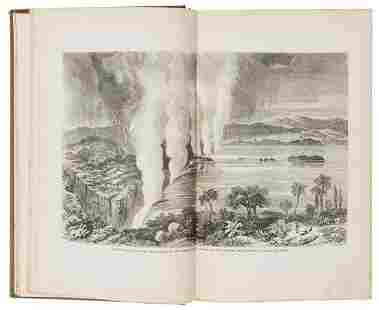 Africa.- Livingstone (David) Missionary Travels and