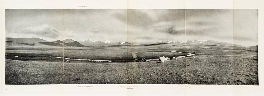 Asia.- Carruthers (Douglas) Unknown Mongolia, 2 vol.,