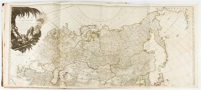 World.- Kitchin (Thomas) A General Atlas, describing