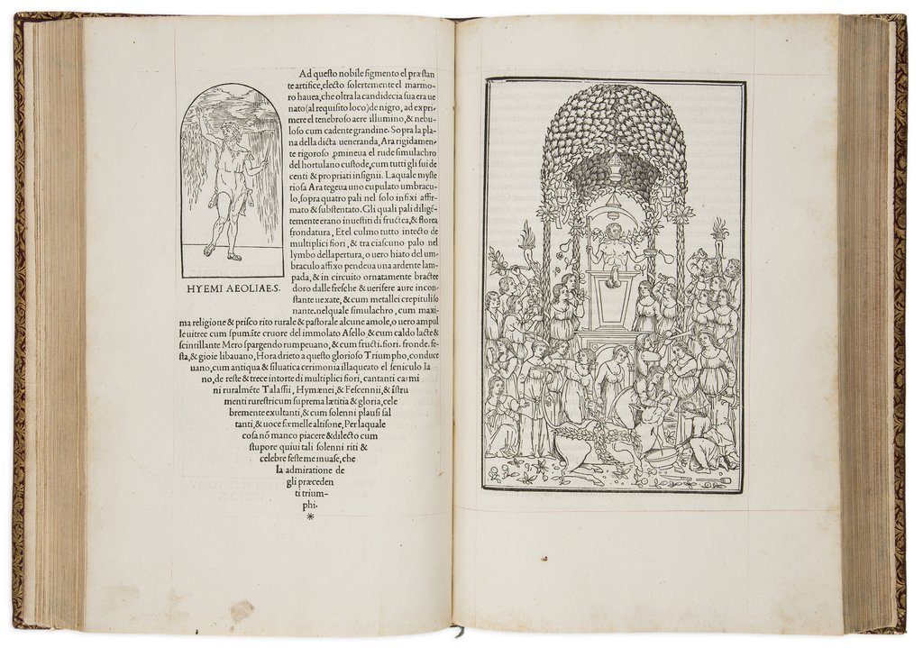 Colonna (Francesco) Hypnerotomachia Poliphili, the