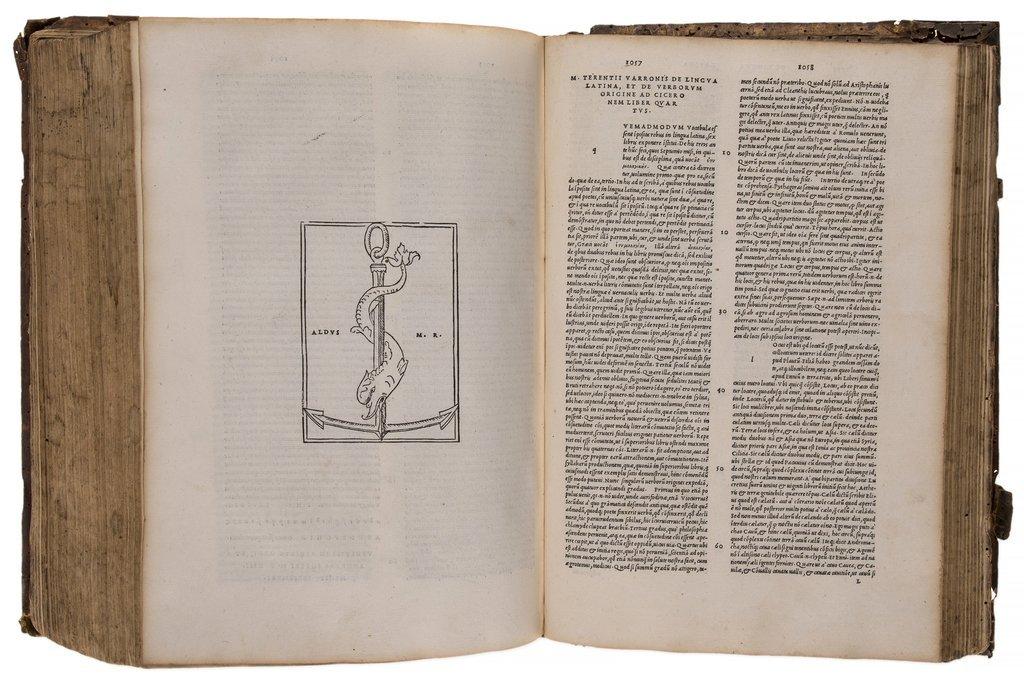 Perottus (Nicolaus) In hoc volumine habentur haec.
