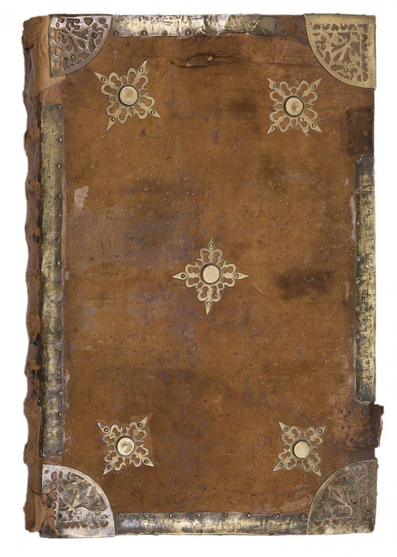 Antiphoner.- manuscript on vellum, 110ff., in original