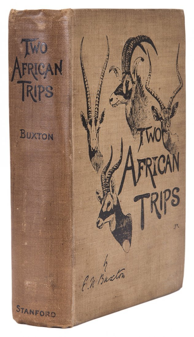 Africa.- Buxton (Edward North) Two African Trips with