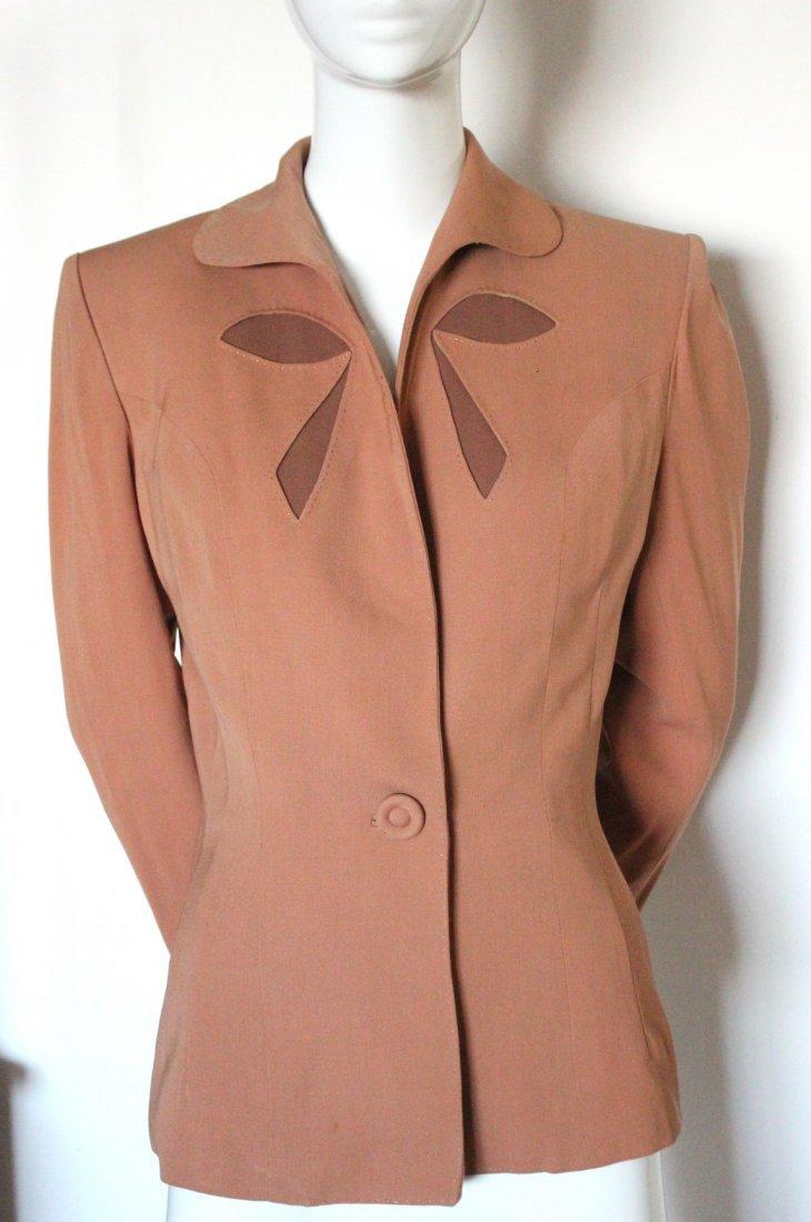 Vanguard California Wool Jacket, c.1940's